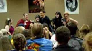 DragonCon 2002 - Ted Raimi sings Joxer the Mighty