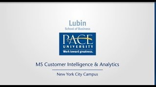 MS Customer Intelligence and Analytics