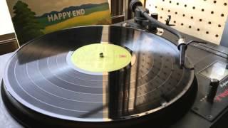 「本日のレコード」 はっぴいえんど「風をあつめて」