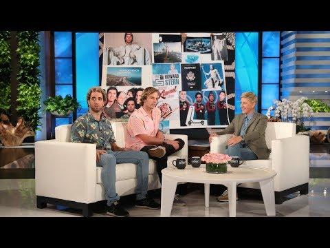 Viral Video Activists Fired Up to Finally Meet Ellen