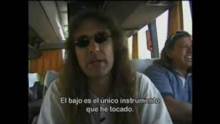 Steve Harris Relax Day (Subtitulos en español) - Iron Maiden Rock in Rio 2001