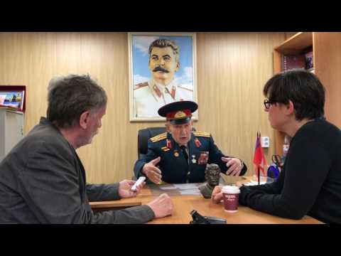 Interview of Stalingrad veteran Turov Vladimir Semenovich. Part 1