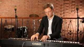 "CASIO CDP 130 - Chopin Etude op.25 no.11 ""Winter Wind"""