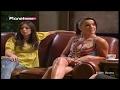 Laura Ferretti sitting with crossed legs