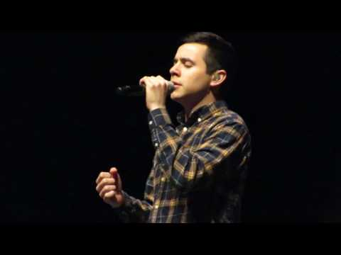 David Archuleta - Ave Maria VIP Indianapolis