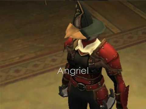 FFXI Leviathan Angriel