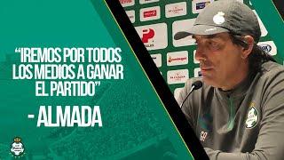 embeded bvideo Rueda de Prensa: Guillermo Almada - 21 Agosto