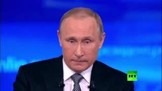 بوتين: اعتراف أوباما بأخطائه في ليبيا دليل على أنه شخص محترم