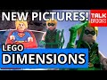 LEGO Dimensions Green Arrow in the Wild! Supergirl Polybag Pictures! Exclusive vs  Limited Edition?