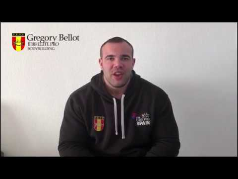 Conozcamos a Gregory Bellot IFBB ELITE PRO