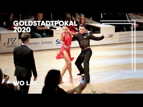 Timur Yusupov - Valeria Remina, RUS | 2020 GoldstadtPokal | WO LAT - QF J