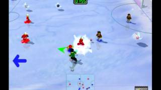 LEGO Football Mania PS2 gameplay (2 Player Story) Soccer Mania [Playstation 2] 3 of 3