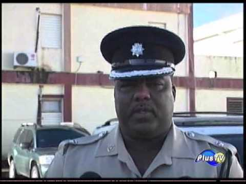 Belize Police take Media on Crime Ridden Zone tour