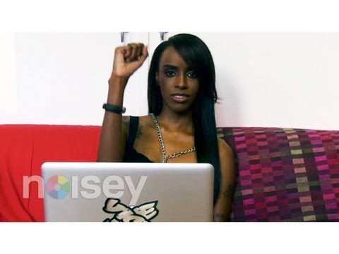 The People Vs Angel Haze on the Illuminati...