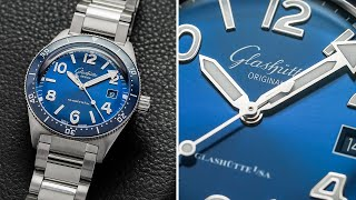 One of the Most Underrated Luxury Dive Watches on the Market - Glashütte Original SeaQ 39.5mm