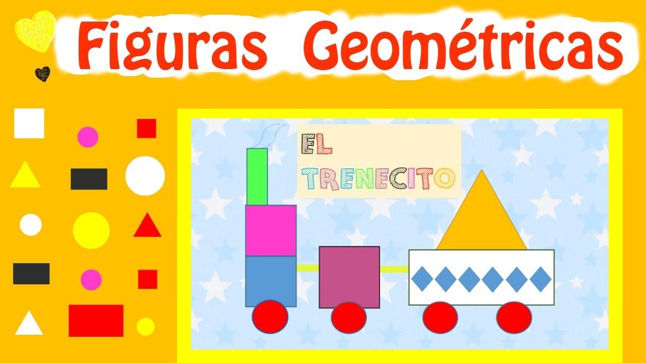Figuras Geometricas Para Ninos De Preescolar Aprende Las Formas