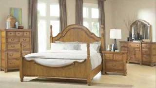 Heritage Poster Bedroom Group By Broyhill Furniture