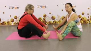 Упражнения для беремнных при болях в спине, на любом этапе беременности, lemon, ухта