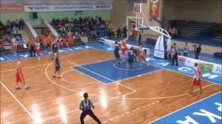Terry Smith Cherkasy Preseason Highlights