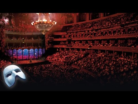 The Phantom Of The Opera At The Royal Albert Hall - Behind The Scenes | The Phantom Of The Opera