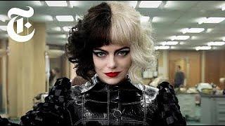 Watch Emma Stone Become 'Cruella' | Anatomy of a Scene