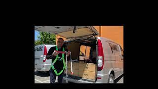 Video: Safety harness kit