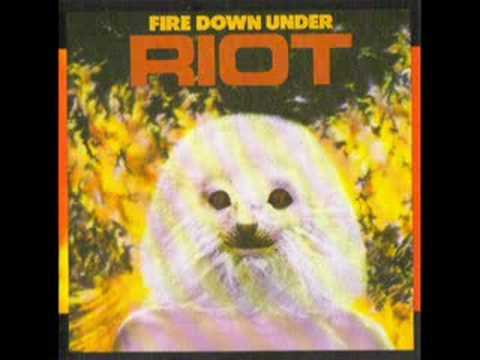 Riot - Run For Your Life