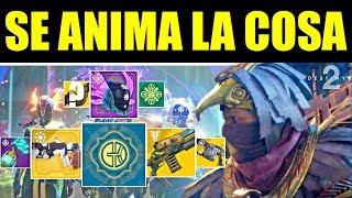 Destiny 2: Osiris La Lia... Misión Oculta! Truco Exótico! Cámara del Criptarca & Noticias de Bungie!