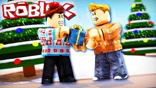 Roblox Adventures - A ROBLOX CHRISTMAS SPECIAL! (Roblox High School Christmas Update)