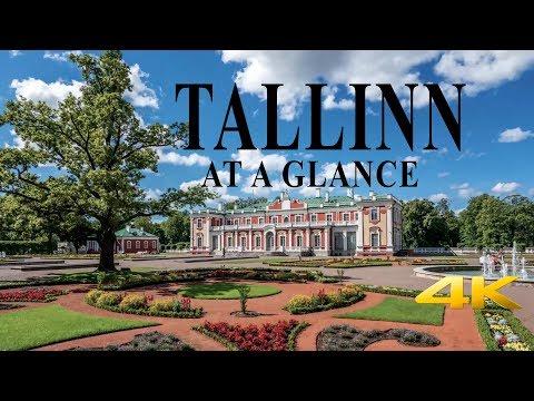 TALLINN Timelapse & Hyperlapse