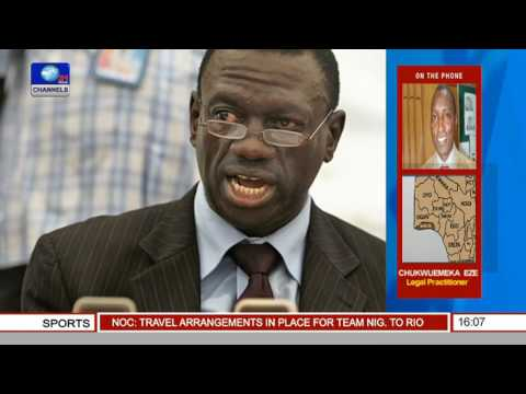 Network Africa: S.Sudan Govt Soldiers Executed For Murder Charge