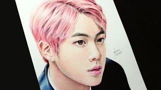 Drawing JIN 김석진 [BTS] [방탄소년단]