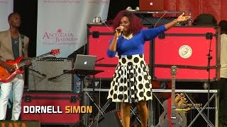 Dornell Simon - Victory Belongs To Jesus (Cover) #GospelFestAntigua