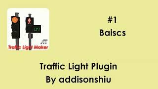 Roblox Traffic Light Creator Plugin Tutorial Part 1: Basics