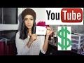 Cuanto paga YouTube por vistas? (Impuestos y más.)