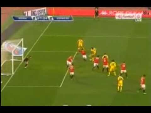 AS Roma 4-2 Udinese AMPIA SINTESI HD 20/3/2010 All Goals