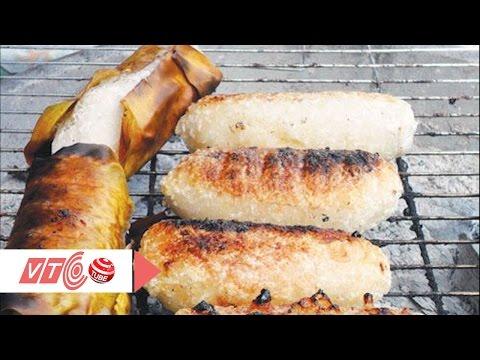 Thơm ngon béo ngậy bánh chuối nếp nướng | VTC