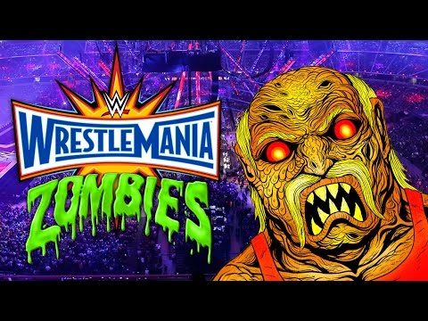 Wrestlemania 33 Zombie Smackdown 💀 Call of Duty Black Ops 3 Custom Zombies