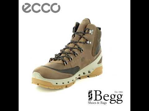 41967cadea ECCO Biom Venture TR GORE-TEX 854604-51742 Brown nubuck boots