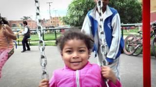 Entrega de parques a la comunidad del barrio Caracol en Kennedy