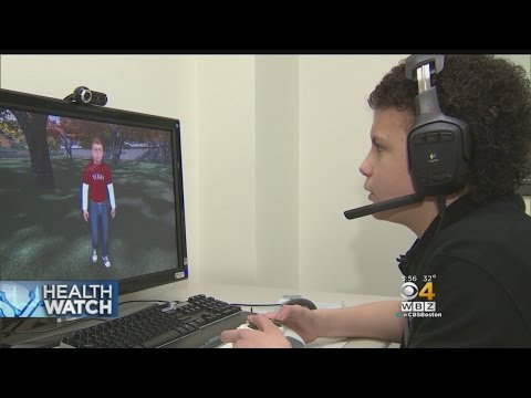 Virtual Reality Helps Some Children With Autism