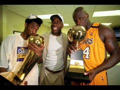 Top 5 All-Time Lakers Teams