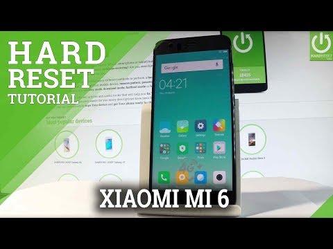 Hard Reset XIAOMI Redmi 6A - HardReset info