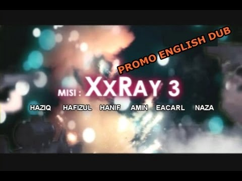 misi xxray 3 episode 3  English Dub