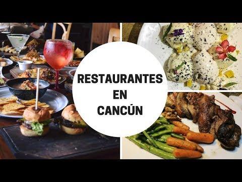 Restaurantes en Cancún para cenar en Navidad o Año Nuevo