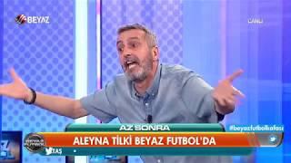 (..) Beyaz Futbol 27 Ağustos 2017 Kısım 2/6 - Beyaz TV