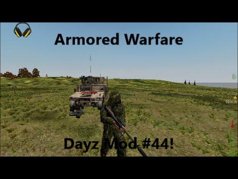 моды для armoured warfare