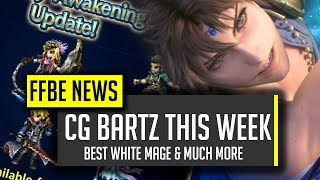 Warrior of Light Bartz & Warrior of Light Lenna THIS WEEK! - [FFBE] Final Fantasy Brave Exvius
