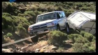 Crazy!!! Caravan Up Baboons Pass?