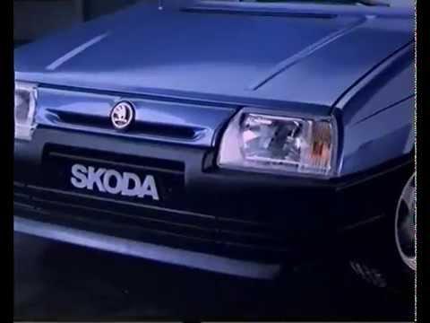 Škoda staalhard ad 1993